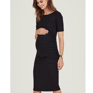 ASOS Maternity Midi Jersey Dress